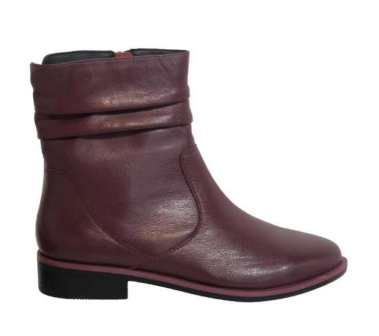 ZIERA SELMA DARK RED - Collectiveoutlet