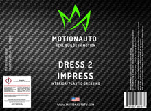 Dress 2 Impress Interior/Plastic Dressing