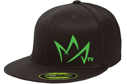 MATV Flat Bill Hat