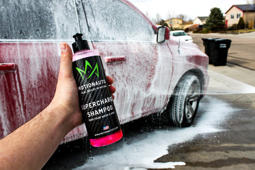 Supercharge Shampoo Wash & Wax