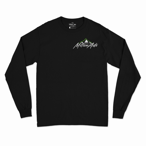 Mountain Longsleeve Tee