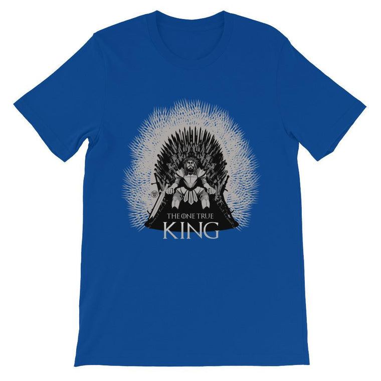Men's Crew Neck - One True King