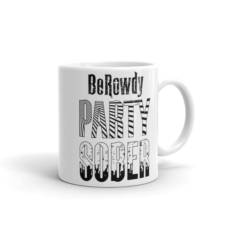 Coffee Mug - Party Sober