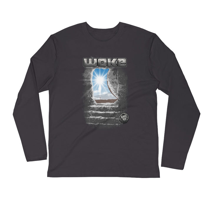 Men's Long Sleeve - Woke