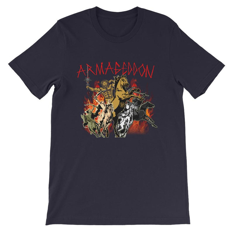 Men's Crew Neck - Armageddon