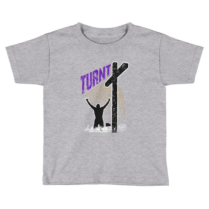 Toddler Crew Neck - Turnt
