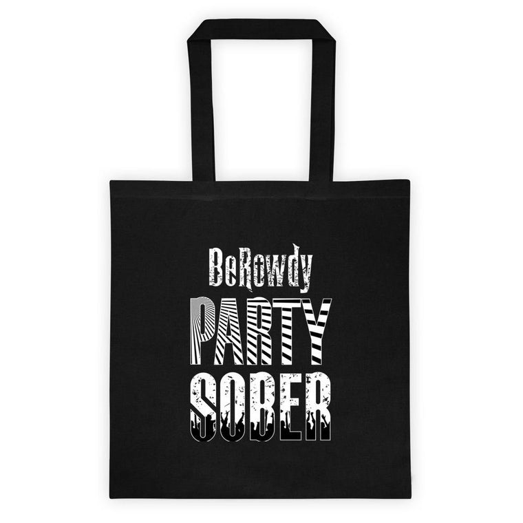 Tote bag - White Party Sober