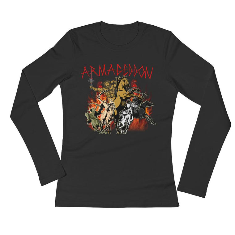 Women's Long Sleeve - Armageddon