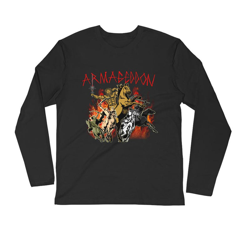 Men's Long Sleeve - Armageddon