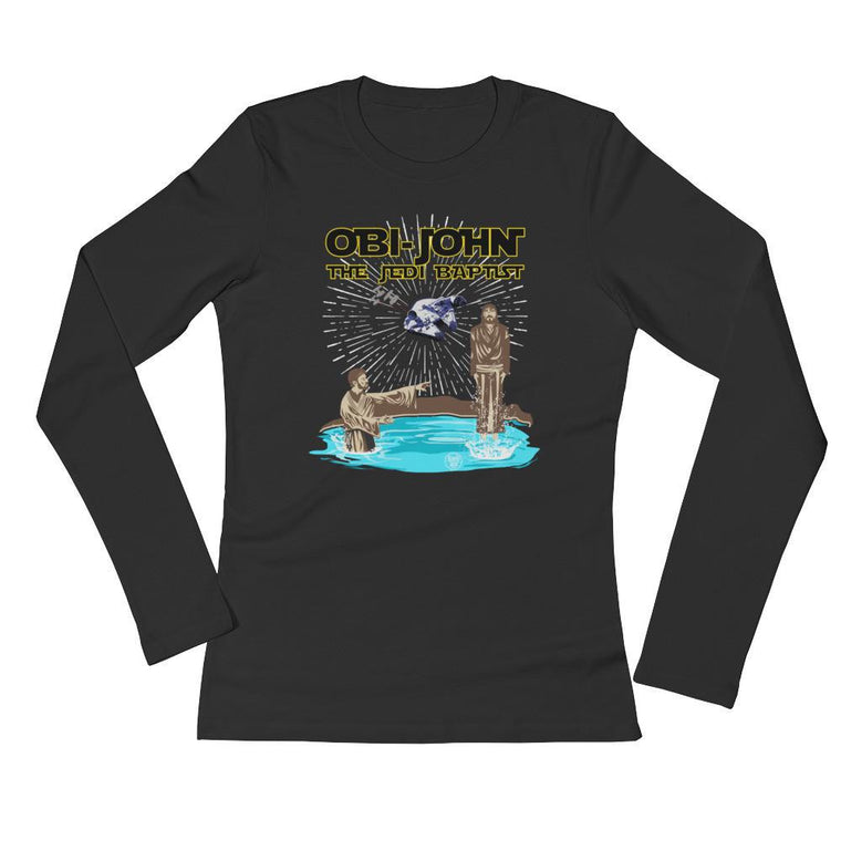 Women's Long Sleeve - Obi-John