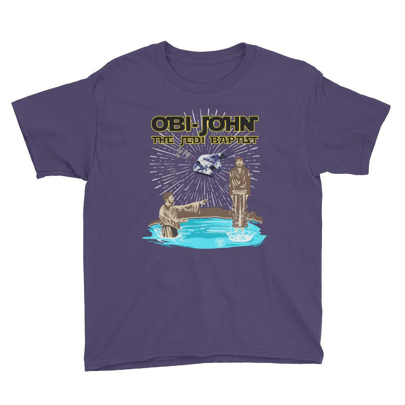 Youth Crew Neck - Obi-John