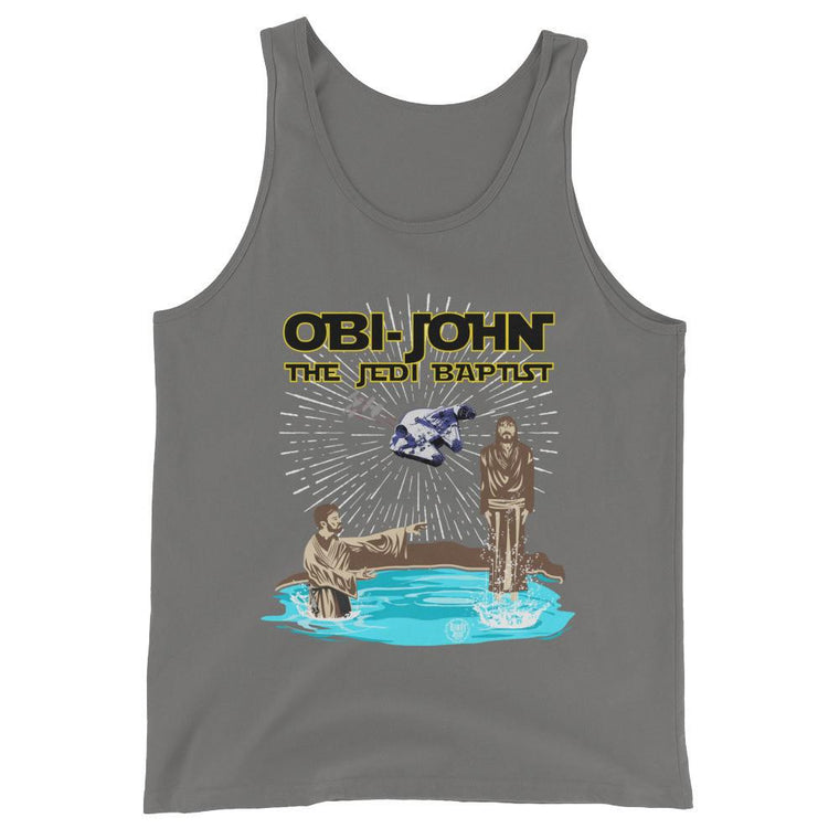 Men's Tank Top - Obi-John