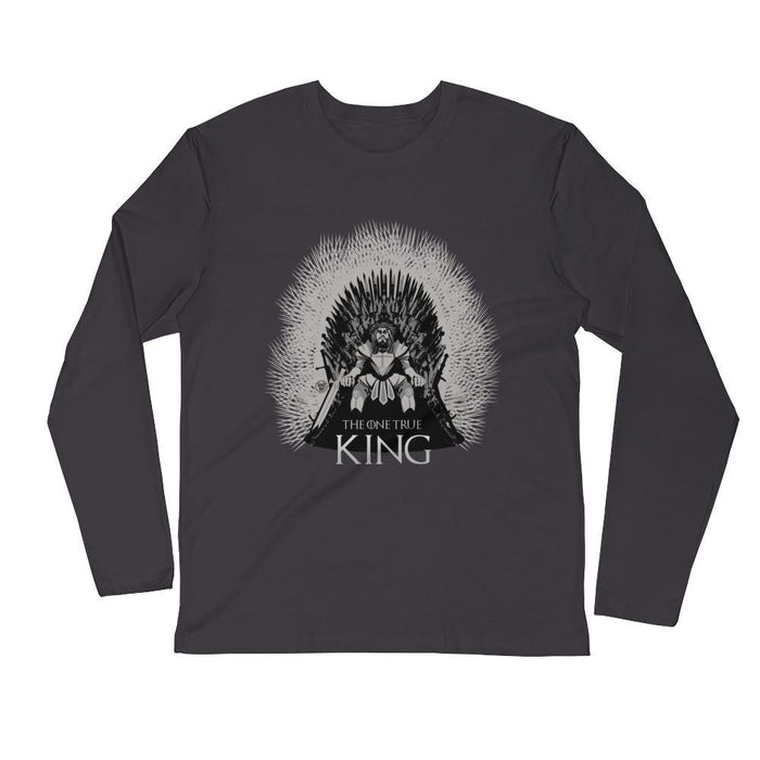Men's Long Sleeve - One True King