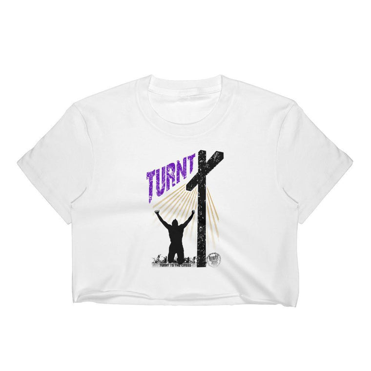 Women's Crop Top - Turnt