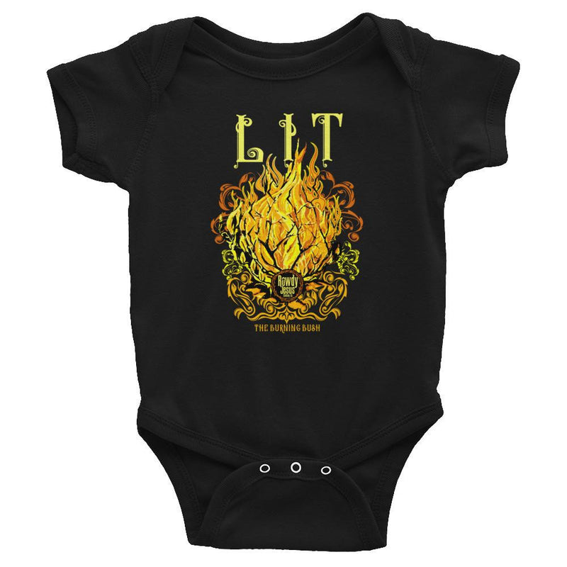 Infant Onesie - LIT (The Burning Bush)