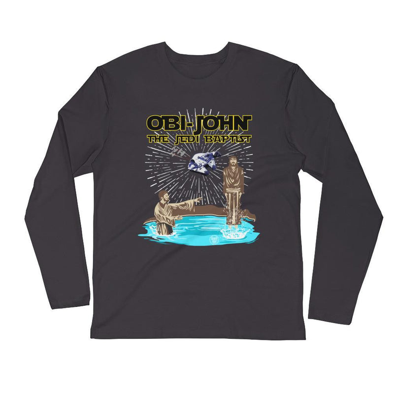 Men's Long Sleeve - Obi-John