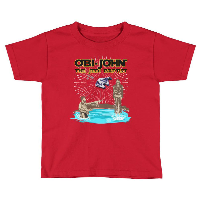 Toddler Crew Neck - Obi-John