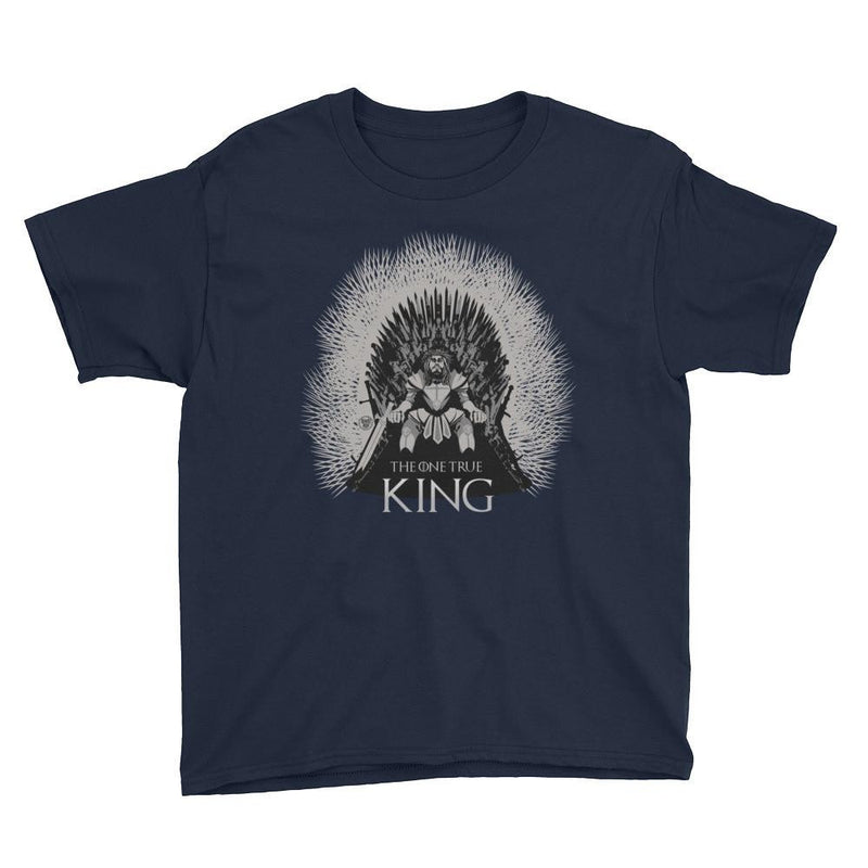 Youth Crew Neck - One True King