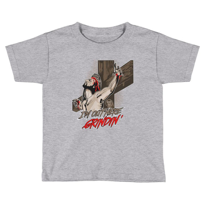 Toddler Crew Neck - Grindin