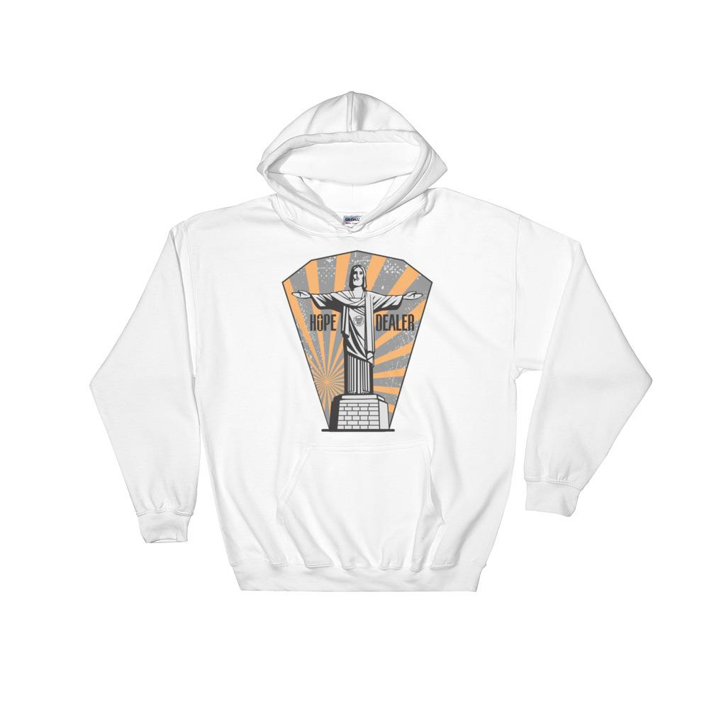 Unisex Hooded Sweatshirt - Hope Dealer