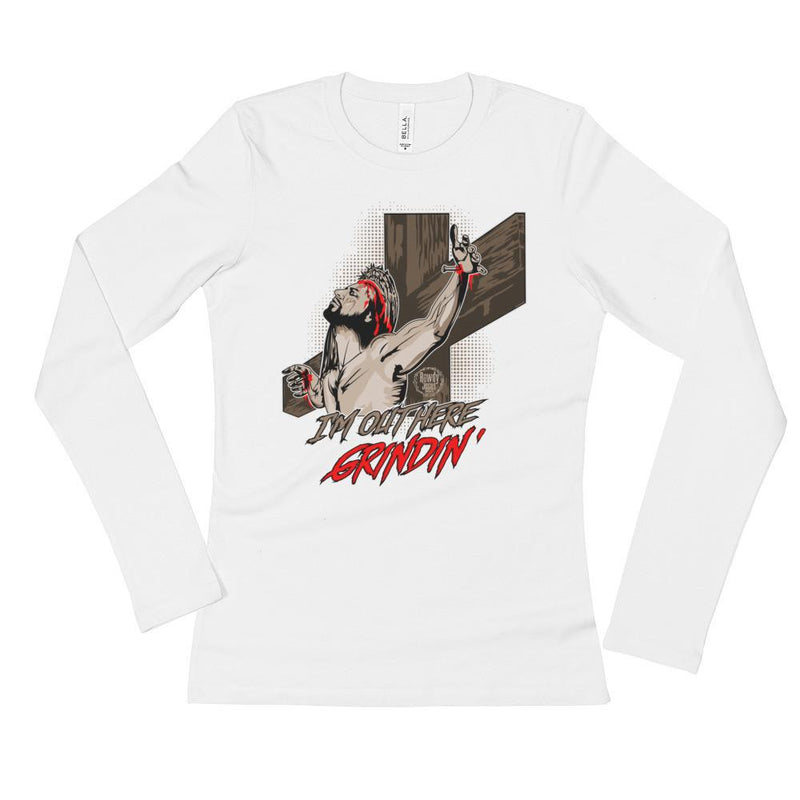 Women's Long Sleeve - Grindin