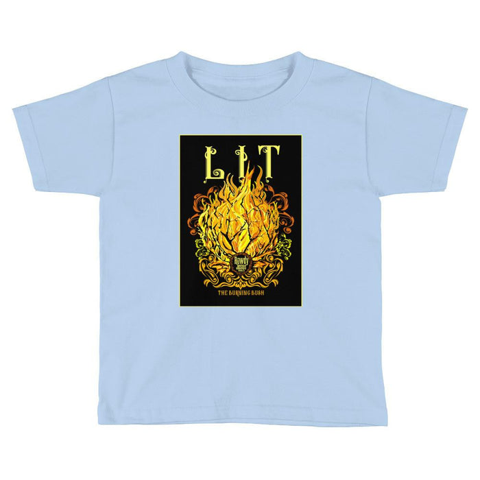 Toddler Crew Neck - LIT (The Burning Bush)