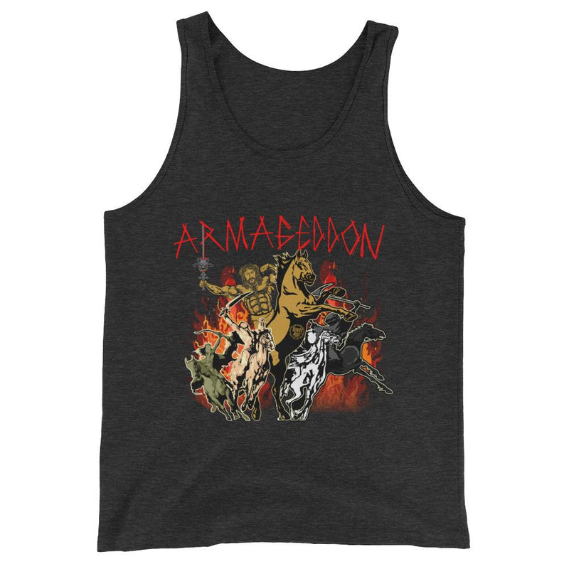 Men's Tank Top - Armageddon
