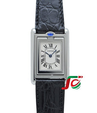 Cartier tank Bacurant SM Ref.W1011158 USED