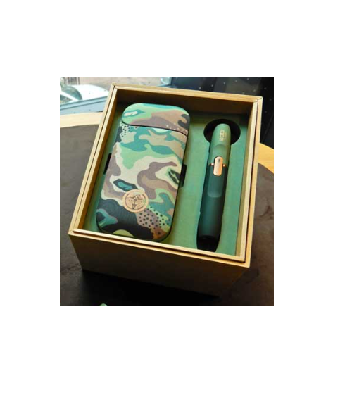 IQOS The CAMO LIMITED COLLECTION LX7983L88NTP