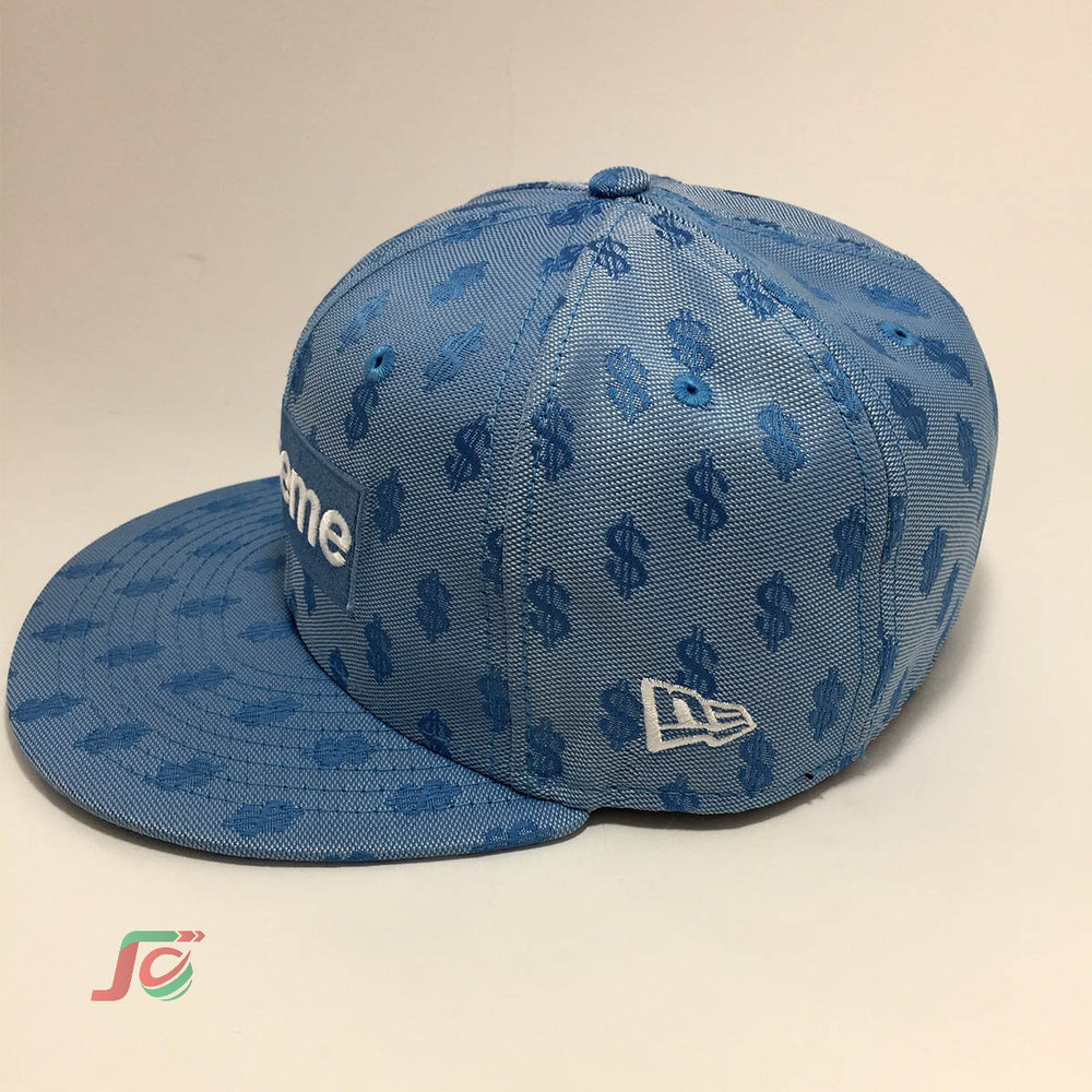 Nón Supreme 59FIFTY New Ara Monogram Logo