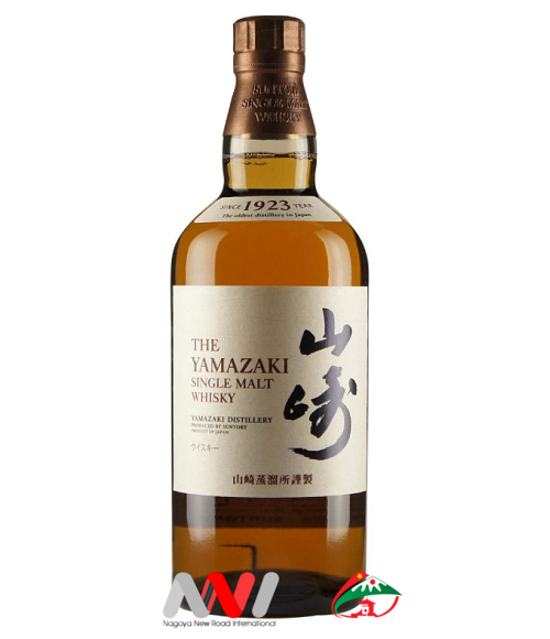 SUNTORY SINGLE MALT WHISKY YAMAZAKI 700 ml