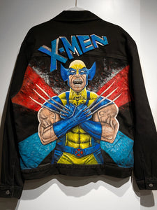 XMEN Custom Denim Jacket