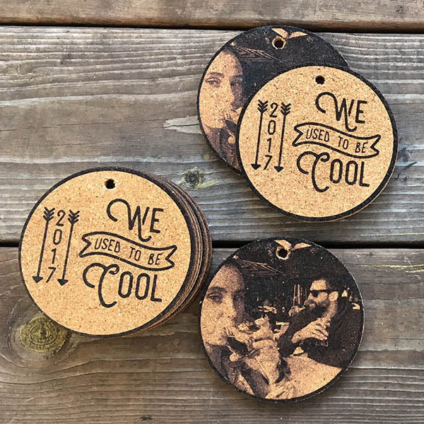 Custom Laser-engraved Coasters (4)