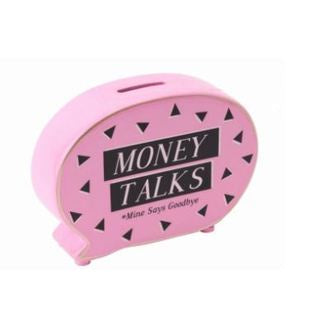 Money Box Money Talks