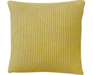 Moss Stitch Cushion 45x45 Freesia