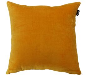 Velvet Gold Cushion 50x50