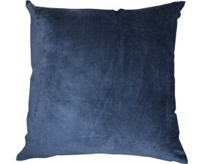 Velvet Cushion Navy 50x50