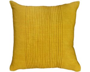Virginia Gold Polyester Cushion 50x50
