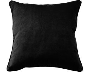 Black Velvet Cushion 50x50 Montpellier