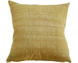 Indira Ochre Cushion 55 x 55