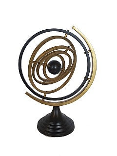 Aluminium Armillary Bronze Finish