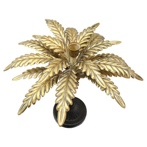 Frond Candlestick Large