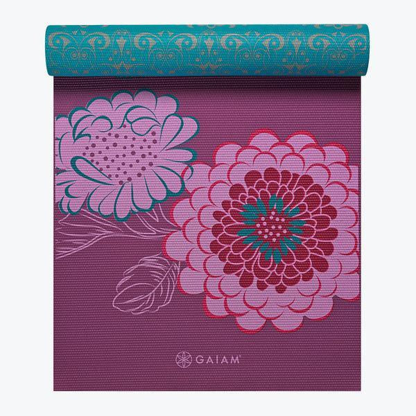 Kiku Reversible Yoga Mat