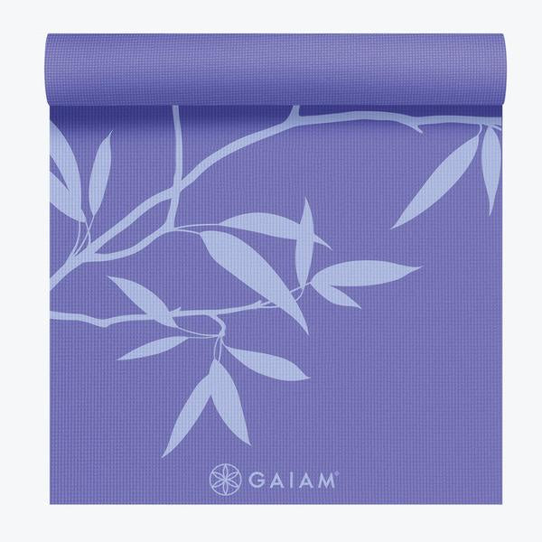 Ash Leaves Prem Yoga Mat