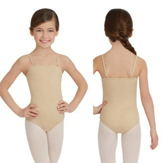 Child's Cami Leo (Tan)