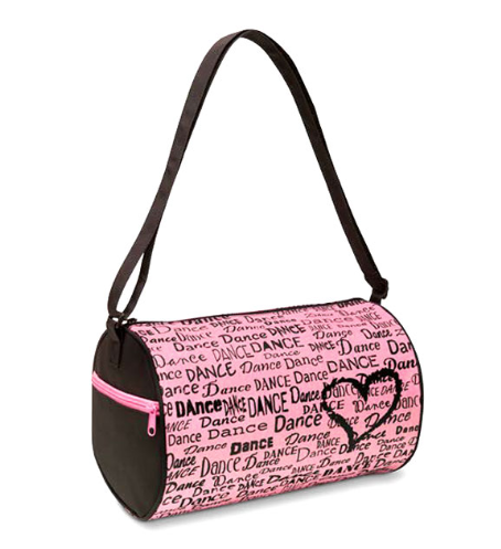 Dance heart duffle
