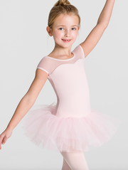 Keyhole tutu dress