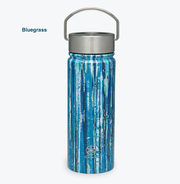 Stainless steel water bottle (18oz)