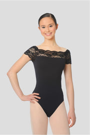 Lace Leotard