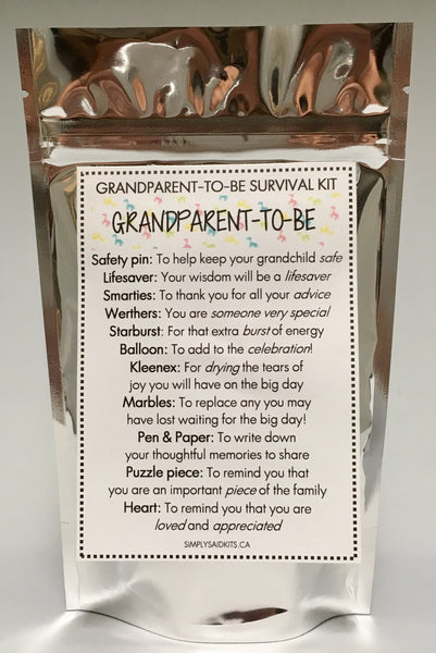 Grandparent-to-be